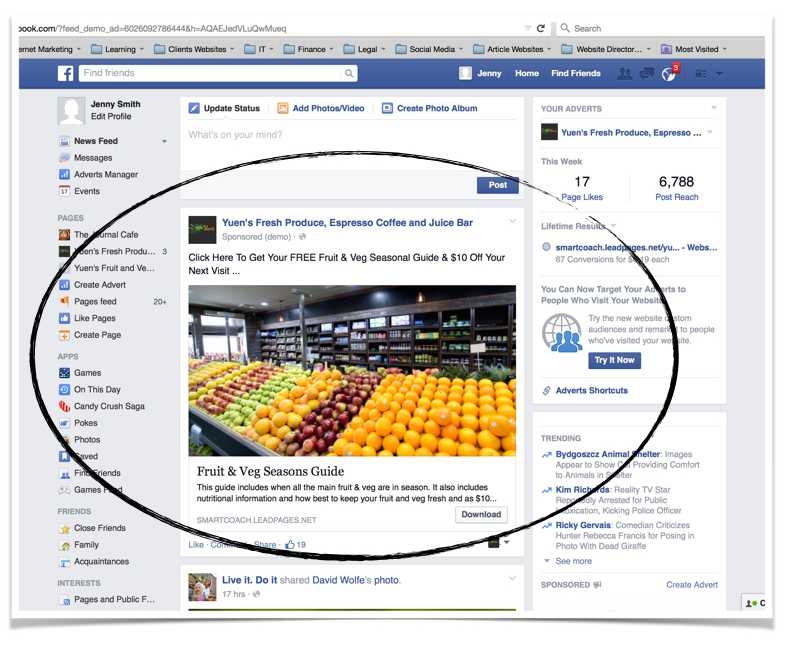 A Business Owner's Guide to Advertising on Facebook